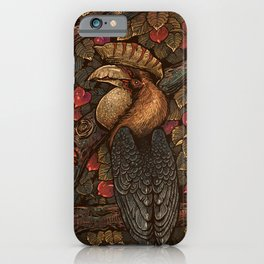 Beware The Jabberwocky iPhone Case