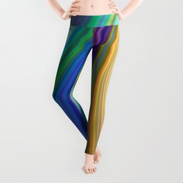 Colorful Storm Leggings
