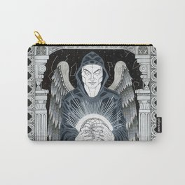 Dreamkeeper At The Gates Of Horn And Ivory Carry-All Pouch