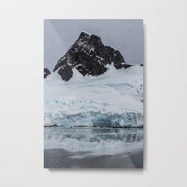 Antarctica Peninsula Metal Print