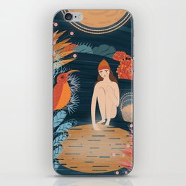 hold on to what you believe iPhone Skin