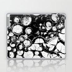 Logs stock Laptop & iPad Skin