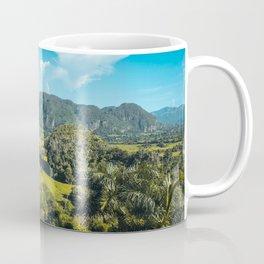 Viñales National Park Cuba Landscape Photography Coffee Mug