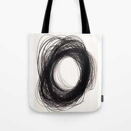 power of lines Tote Bag