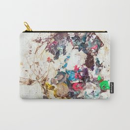 Abstract Geometric 10 Carry-All Pouch