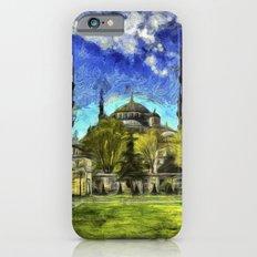 Blue Mosque Istanbul Art Slim Case iPhone 6s
