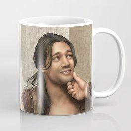 Cute Nasir (Nagron, Spartacus) Color Version Coffee Mug