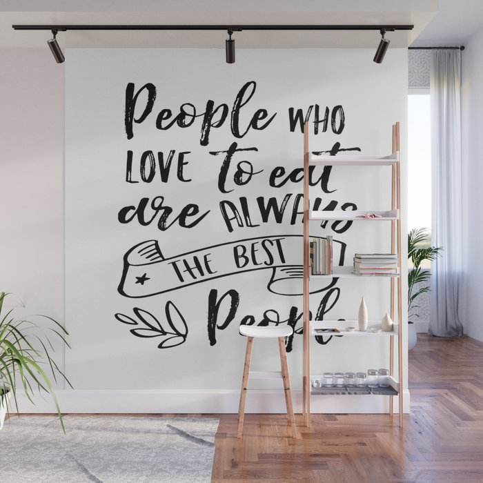 Restaurant Decor People Who Love To