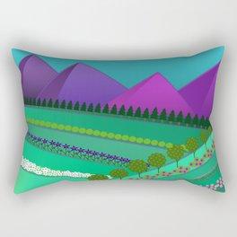 Fields of Dreams Rectangular Pillow