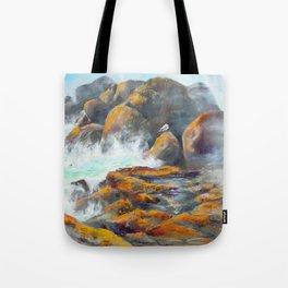 Rocky Edge Tote Bag
