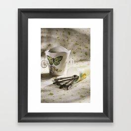 Keepsakes II Framed Art Print