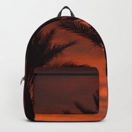 Palm Sunset - II Backpack
