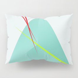 Triangles are nice Pillow Sham