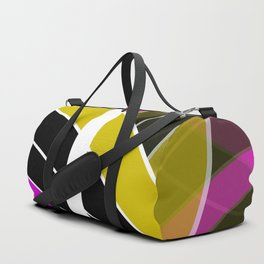 Bright retro records Duffle Bag