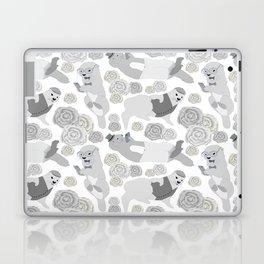 Hipster otters Laptop & iPad Skin
