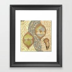 Love knot #2 Framed Art Print