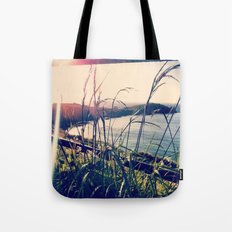 Floral Sunsets In May Tote Bag