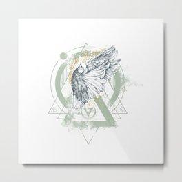 ENIGMA Metal Print