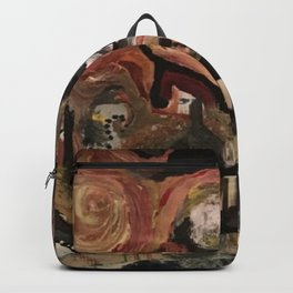 Bruised by Midnight Backpack