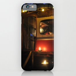 Gypsy Caravan at Parkkaffee, Belgium iPhone Case
