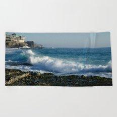 West Street Beach Beach Towel