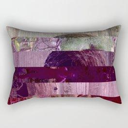 crash_ 05 Rectangular Pillow