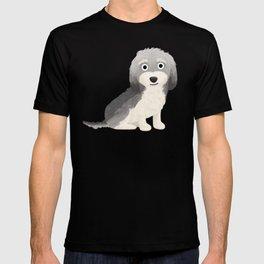 """Custom """"Robbie"""" Dog T-shirt"""