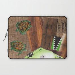 I Like Turtles Laptop Sleeve