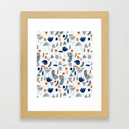 Elgon Framed Art Print