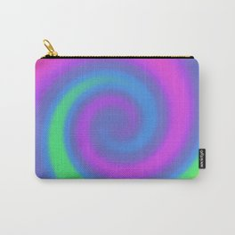 Beautiful Colorful Swirl! Carry-All Pouch
