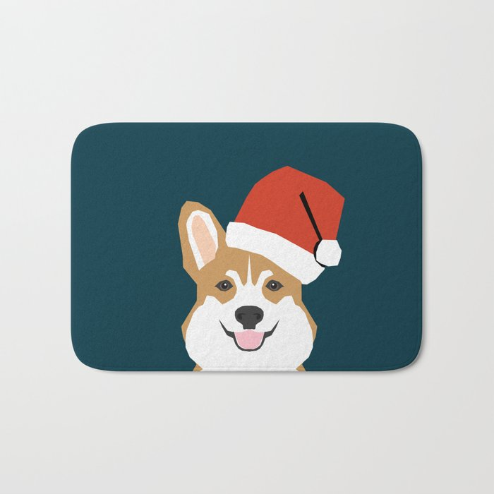 corgi christmas santa claus costume for cute welsh corgi pet dog lover gift for the corgi - Corgi Christmas
