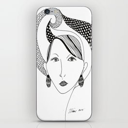 Beauty's Where you Find it iPhone Skin