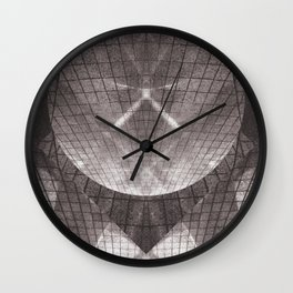 in-ei Wall Clock