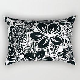 Savaii Polynesian Tribal Rectangular Pillow