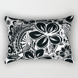 Savaii Polynesian Tribal Rectangular Pillow