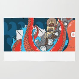 20.000 leagues under the sea Rug