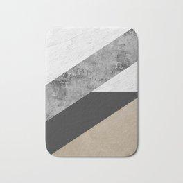Conceptual Modern Art XX Bath Mat