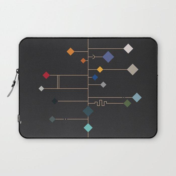 winter equinox Laptop Sleeve