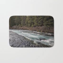 Metolius River near Wizard Falls Bath Mat