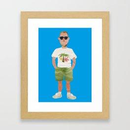 Henning Framed Art Print