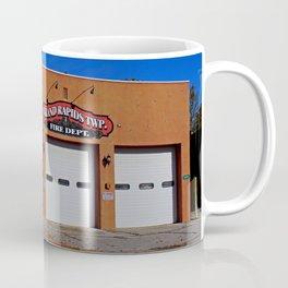 Grand Rapids Ohio Fire Department Coffee Mug