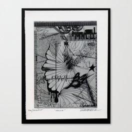 Malice Canvas Print
