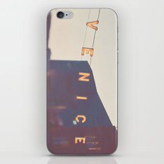 Venice beach California iPhone & iPod Skin