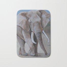 Ellie the Elephant Bath Mat