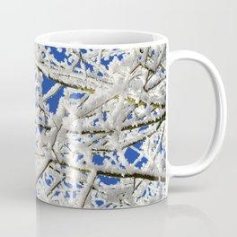 Frosted Tree Coffee Mug