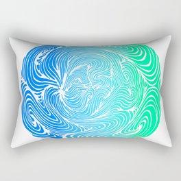 Swirls Rectangular Pillow