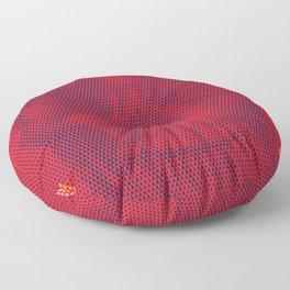 QUANTUM SKULL Floor Pillow