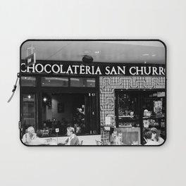 Chocolateria Laptop Sleeve