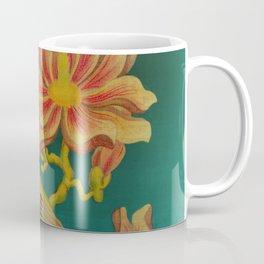 Indian Bird Trade Label Coffee Mug