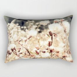 Wild Thistle Rectangular Pillow
